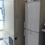 Freezers in cleanlab